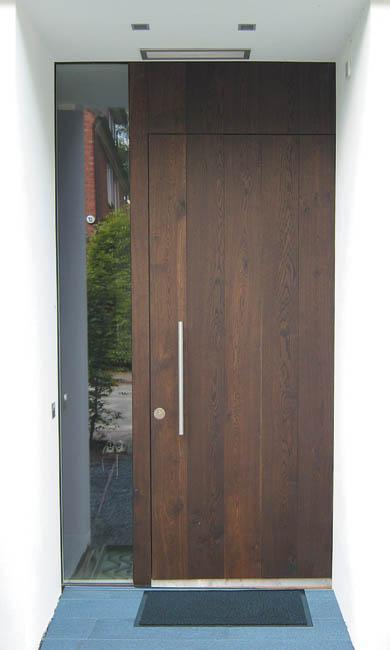 Haustüren holz mit seitenteil  Haustüren Brunkhorst, Haustüren aus Holz, Holzhaustüren ...