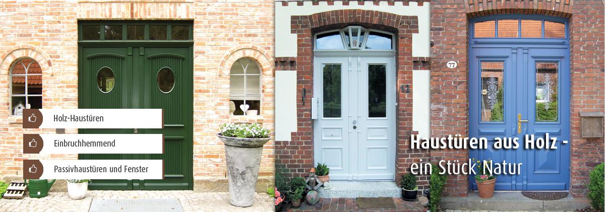 Haustüren weiß landhausstil  Haustüren Brunkhorst, Haustüren aus Holz, Holzhaustüren ...