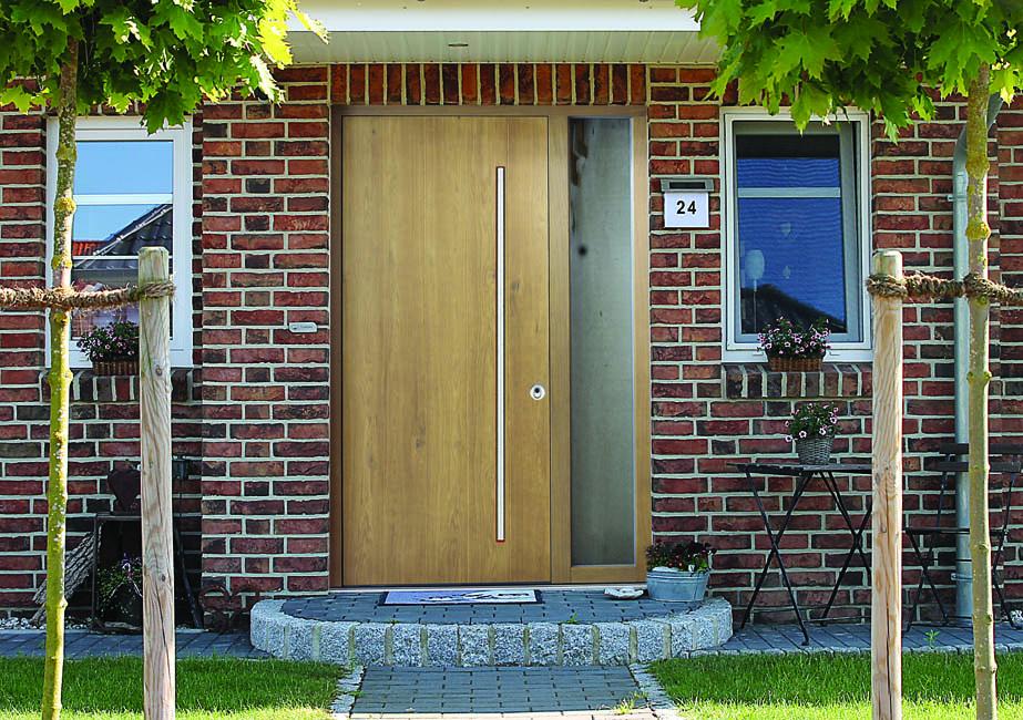 Haustüren Brunkhorst Haustüren Aus Holz Holzhaustüren