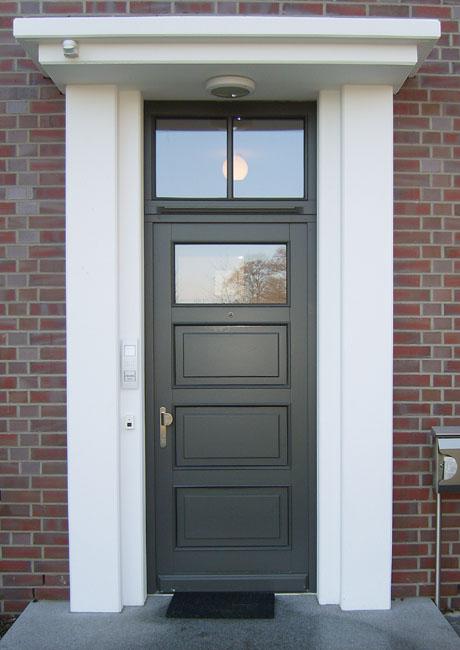 Sehr Haustüren Brunkhorst, Haustüren aus Holz, Holzhaustüren AP96