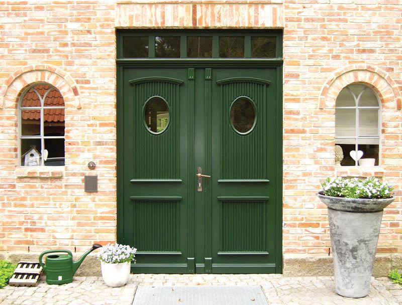 Haustüren Brunkhorst, Haustüren aus Holz, Holzhaustüren ...